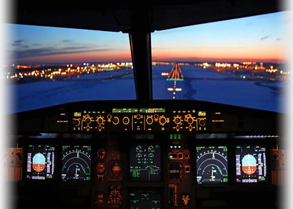Airbus 320 Flight Simulator